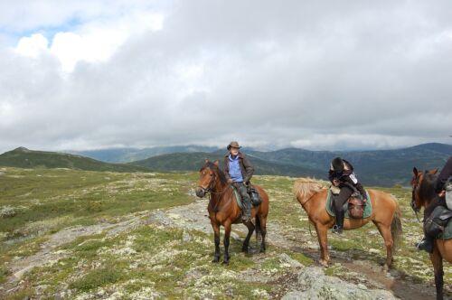 rideferie skotland